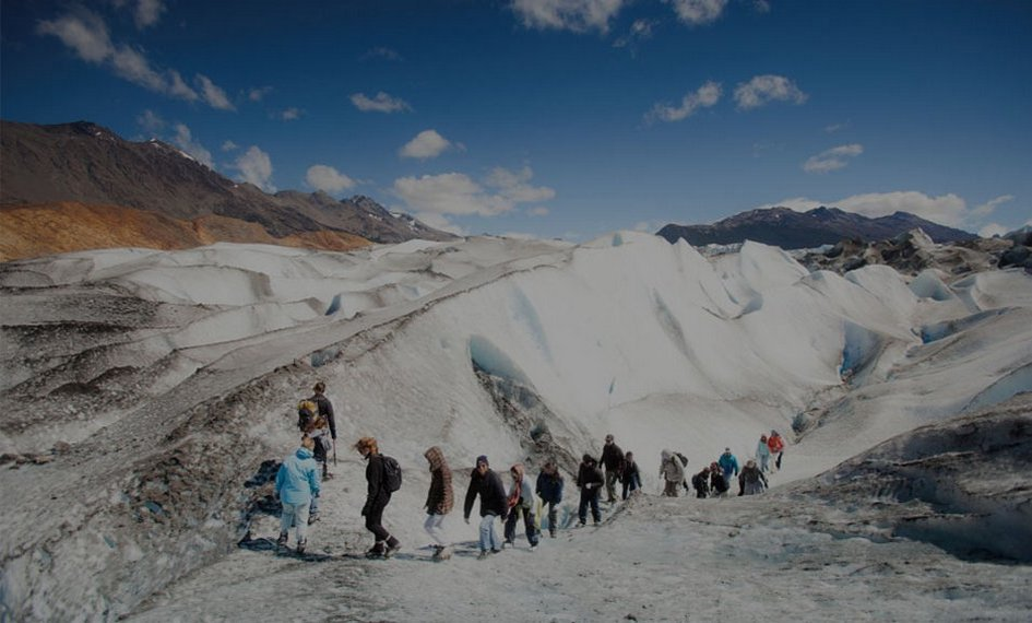 glaciar trekk