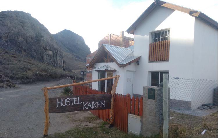 frente hostel kaiken